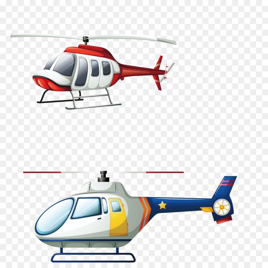 900x900 Helicopter Royalty Free Illustration