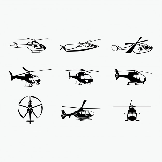 626x626 Helicopter Vectors, Photos And Psd Files Free Download