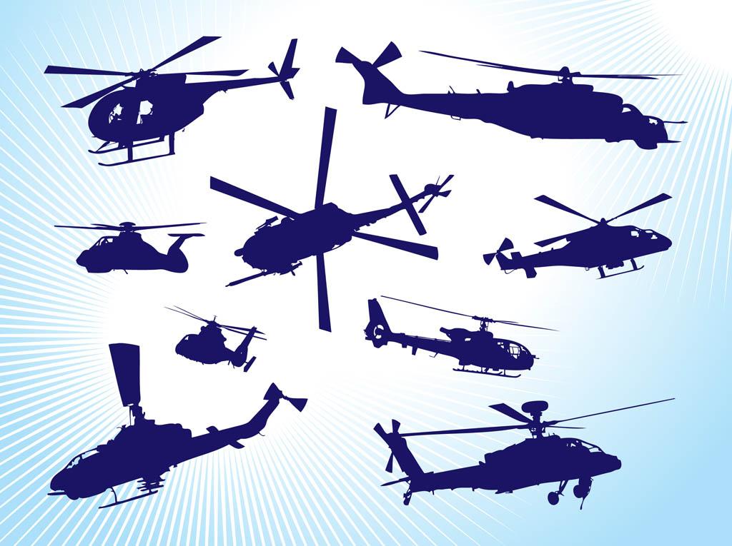 1024x765 Helicopter Vectors Vector Art Amp Graphics