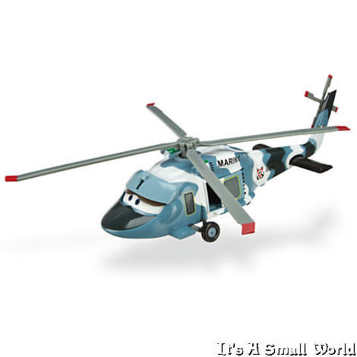 500x500 Disney Store Hector Vector Helicopter Deluxe Die Cast Planes 11 L