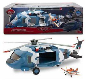 300x286 Disney Store Planes Huge Big Hector Vector Helicopter Carrier 24