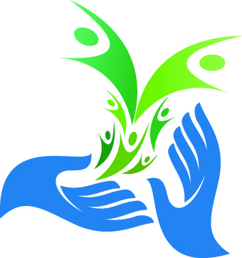340x362 Holding Hands Logo Free Vector Download (72,397 Free Vector) For