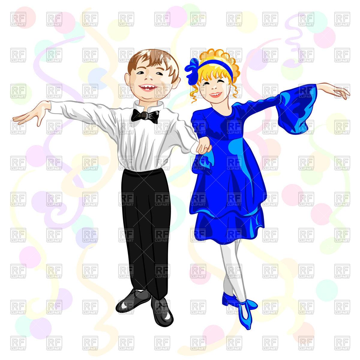 1200x1200 Kids Dancers