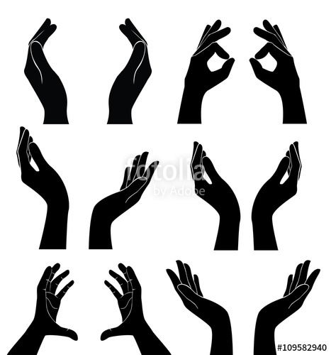 467x500 Free Hands Holding Vector Stock Image And Royalty Free Vector