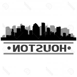 300x300 Photostock Vector Houston Skyline Vector Art City Design Arenawp
