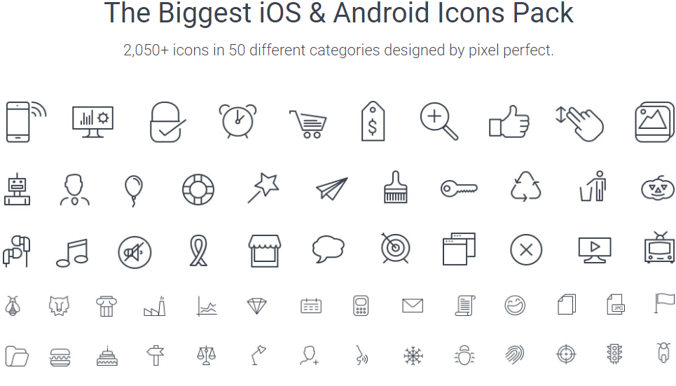 965x551 Purchase Vector Icons Pack With Huge Discount! Pix Pros Rankings