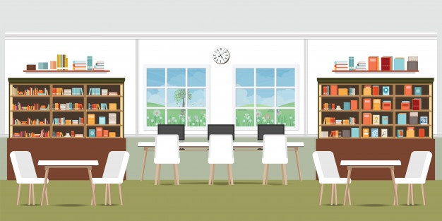 626x313 Library Vectors, Photos And Psd Files Free Download