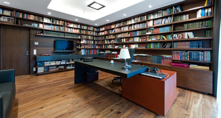 730x392 Library Designs, Ideas Design Trends