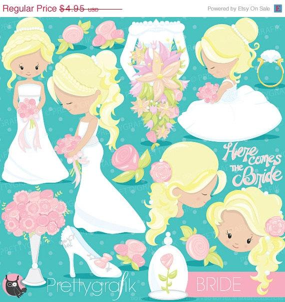 570x604 80% Off Sale Wedding Bride Clipart Commercial Use, Wedding Vector