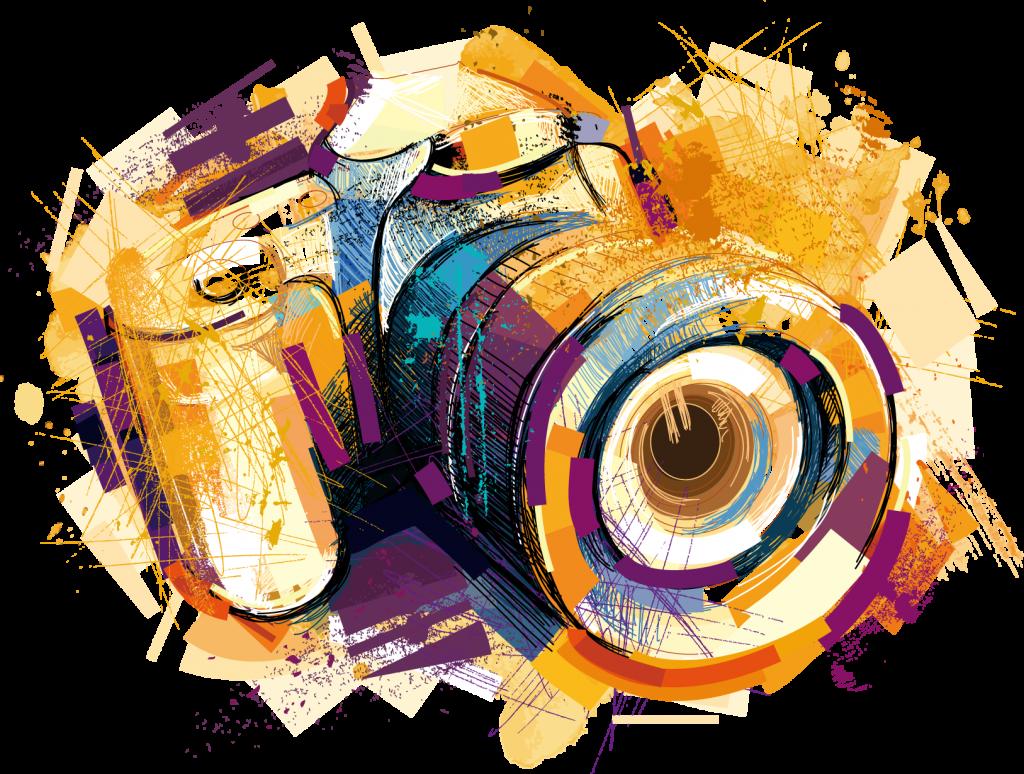 1024x774 Camera Vector Free Download