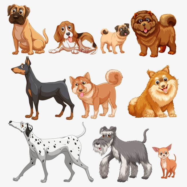 650x650 Vector Dog, Dog Clipart, Puppy, Dogs Png And Vector For Free Download