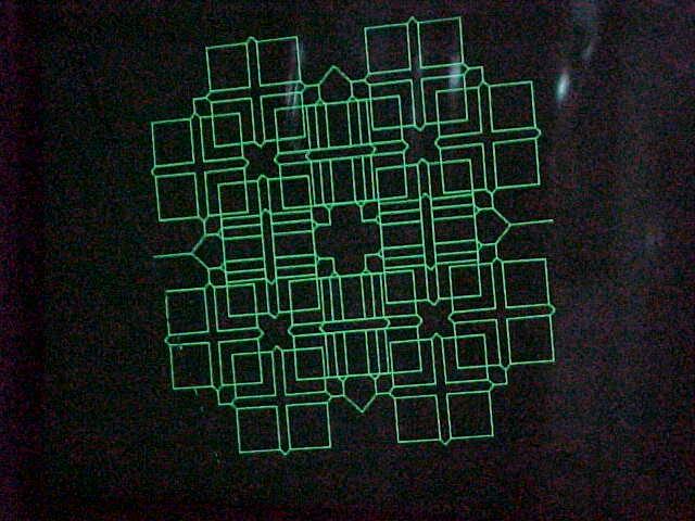 640x480 Vector Graphics Terminals