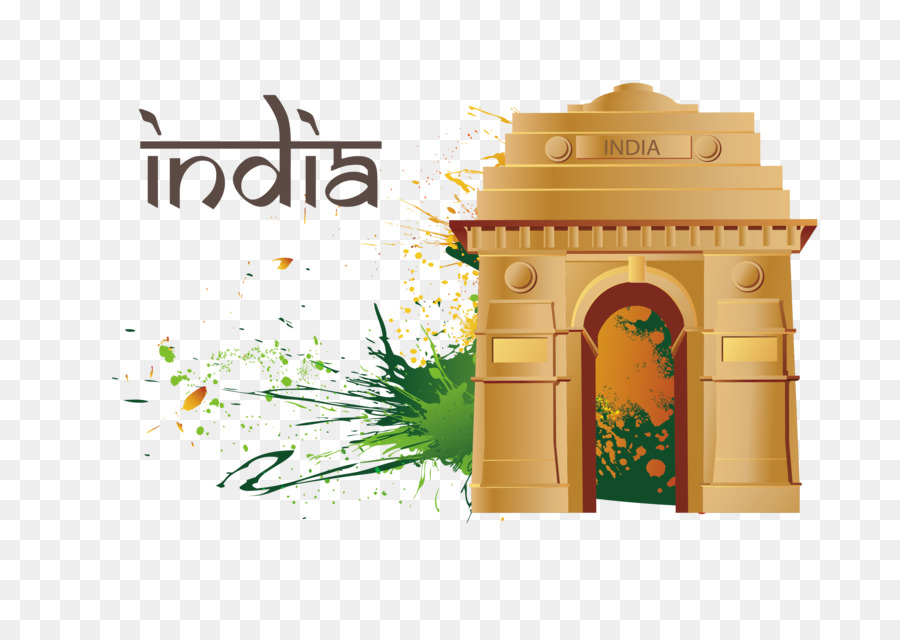 900x640 India Gate Icon