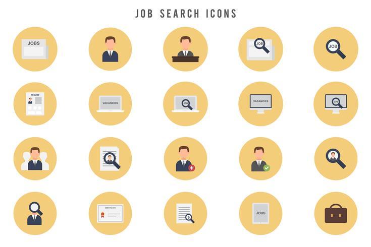735x490 Free Job Search Vectors