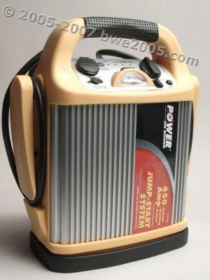 300x400 Vector Power On Board Jumpstart 450 Amp Auto Starter Automobile