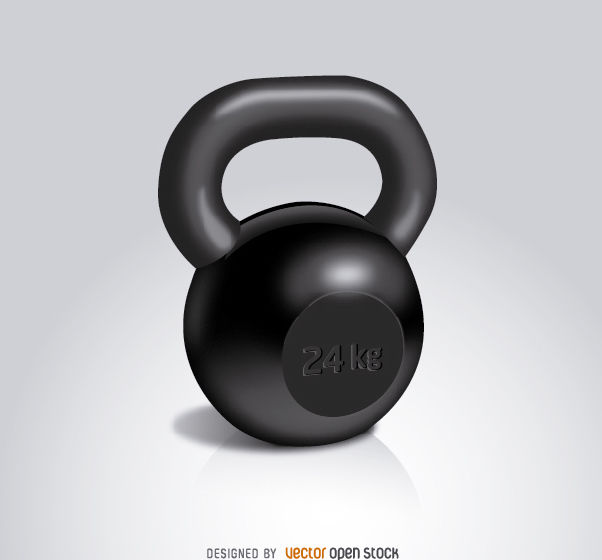 602x560 Kettlebell Workout 24 Kg Free Vector Download 181973 Cannypic