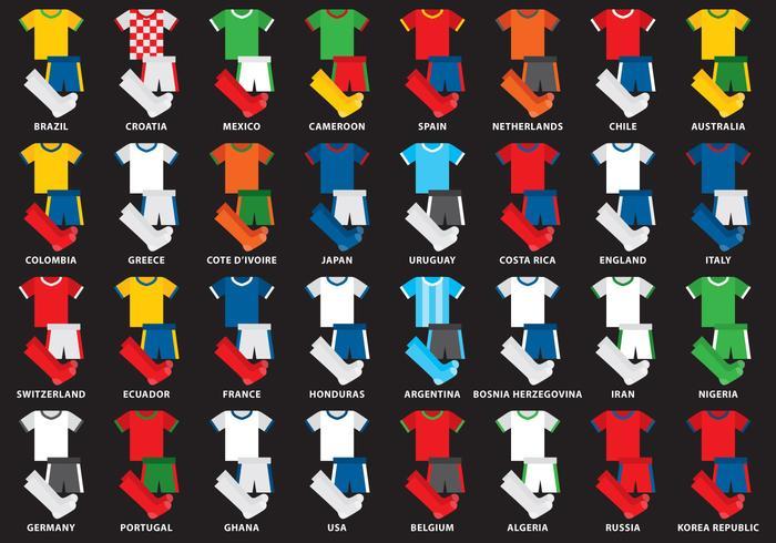 700x490 International Soccer Kits