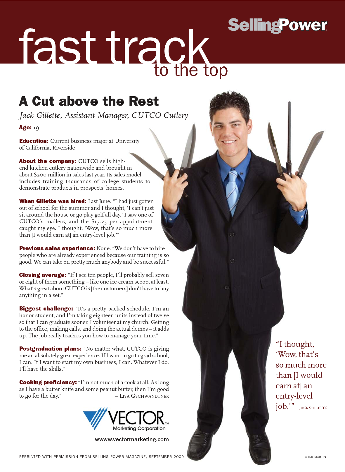 1181x1613 Not The Sharpest Knives Vector Marketing And Its Tactics Of