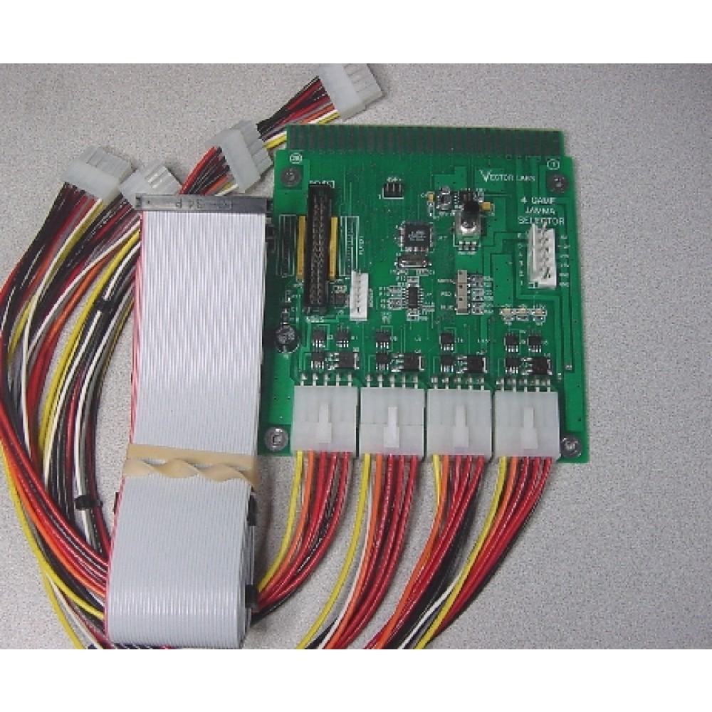 1000x1000 Vector Labs Jamma 4 Game Switcher