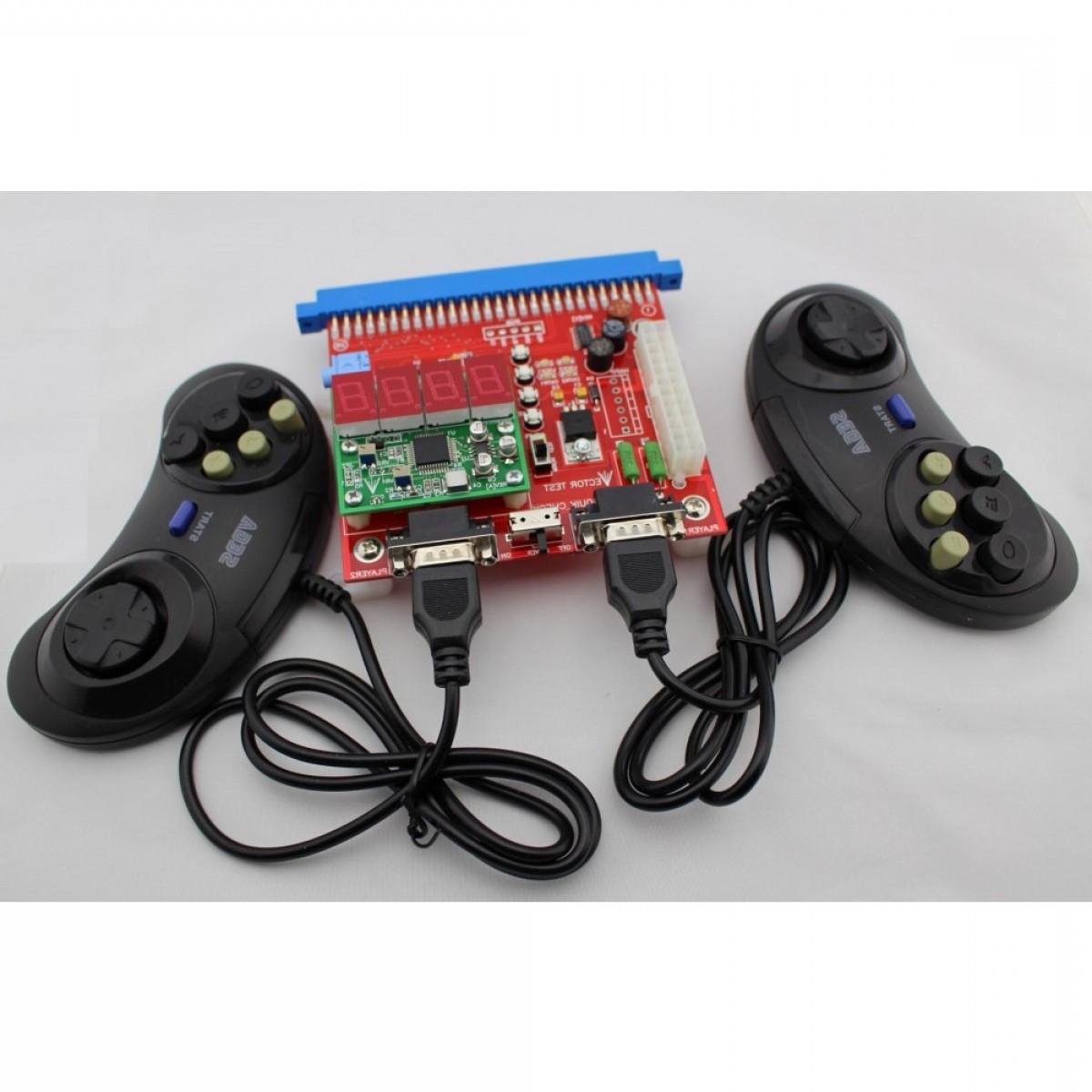 1200x1200 Vector Labs Jamma Pcb Quick Test Geekchicpro