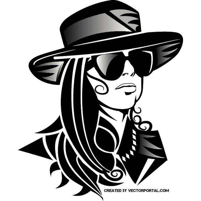 660x660 Lady Gaga Vector Image