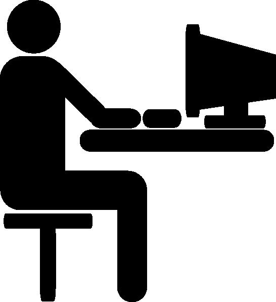 546x597 Lan Party Pictogram Clip Art Free Vector 4vector