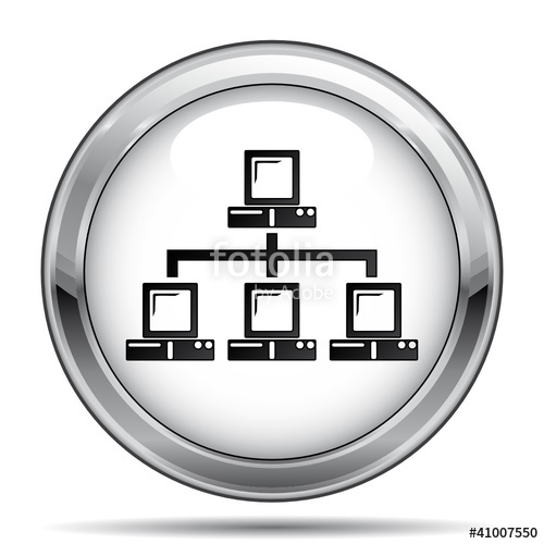 500x500 Lan Icon Stock Image And Royalty Free Vector Files On