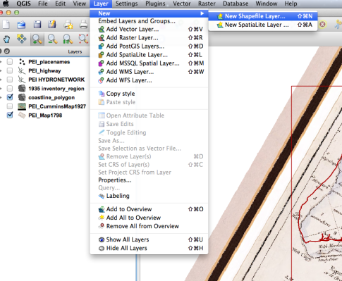 485x399 Creating New Vector Layers In Qgis 2.0 Programming Historian