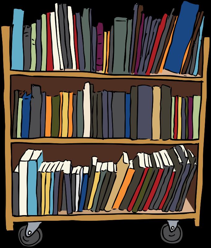 681x800 Free Library Book Cart Psd Files, Vectors Amp Graphics