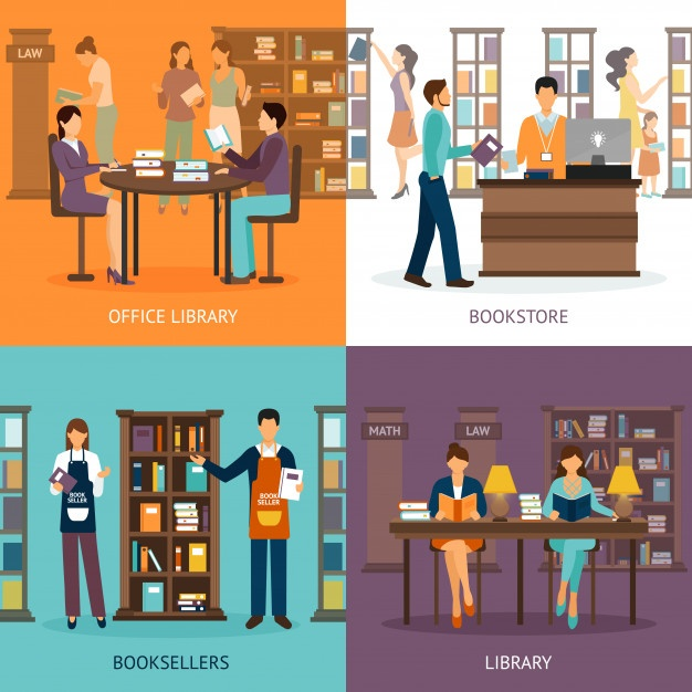 626x626 Library Vectors, Photos And Psd Files Free Download