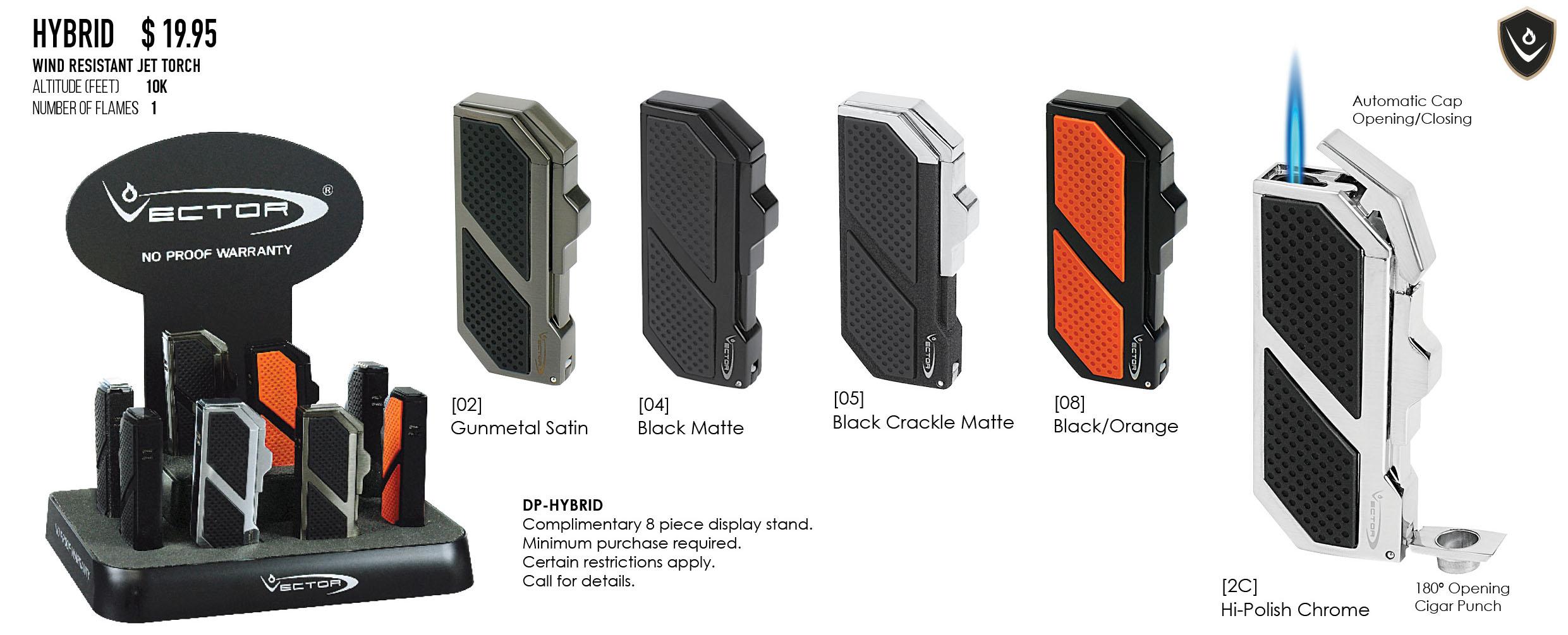 2481x1006 Pocket Lighters Single Torch Hybrid Vectorkgm