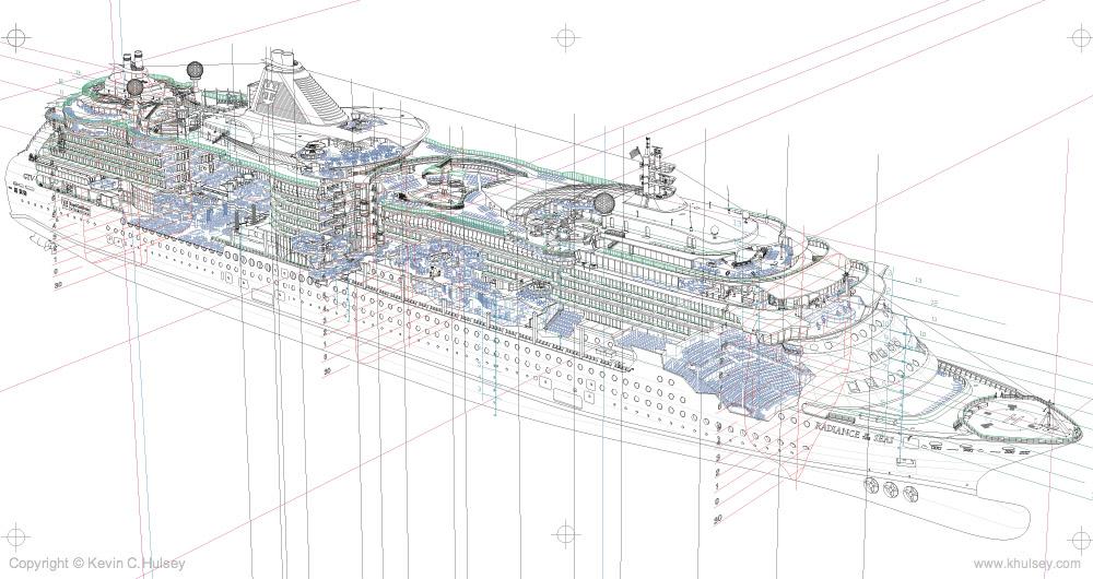1000x530 Ship Vector Art.