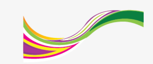 500x210 Vector Colorful Lines, Line, Colorful Lines, Hand Drawn Line Png