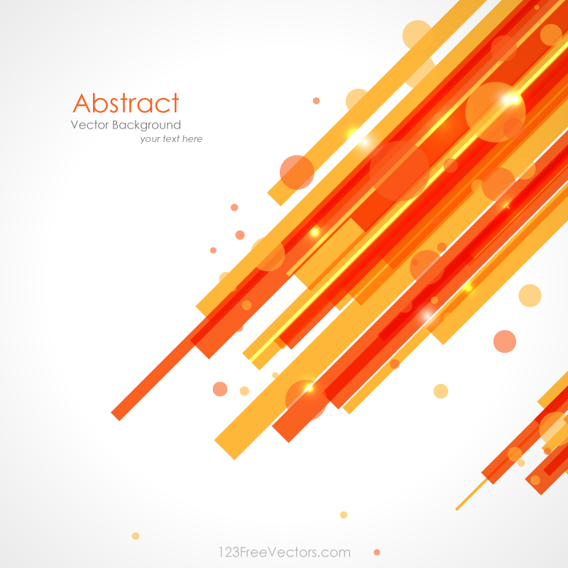 800x800 Orange Yellow Lines Background Vector By 123freevectors