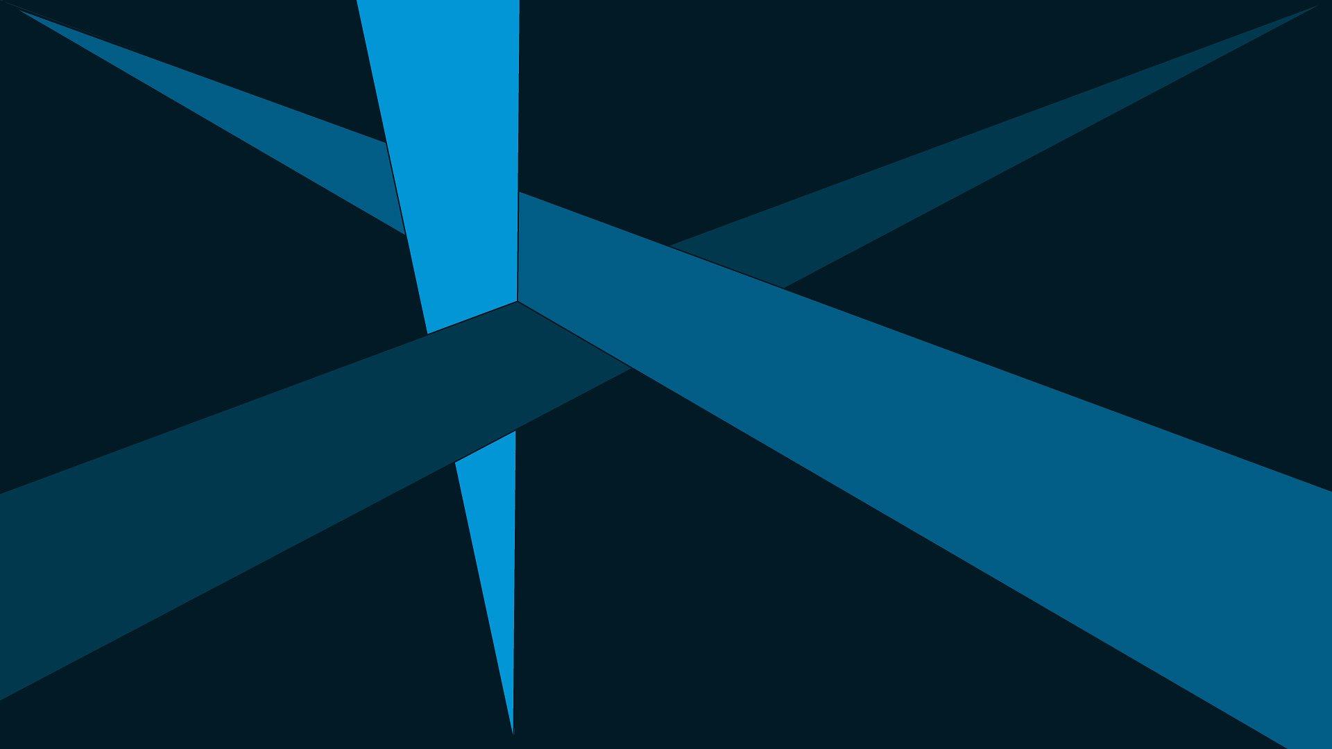 1920x1080 Vector Blue Lines Background Wallpaper 1920x1080 439461