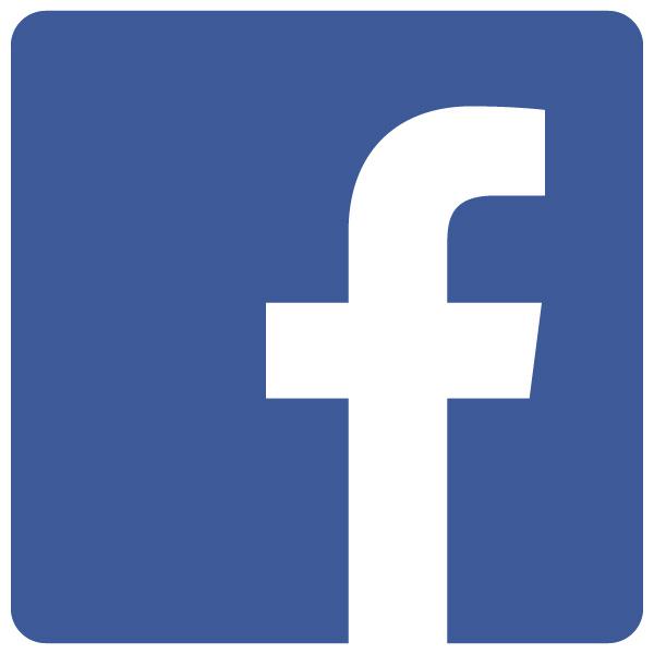 600x600 Facebook Icon Flat Vector Logo Free Download Vector Logos Art