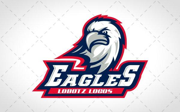 600x375 Lobotz On Twitter Eagle Mascot Logo For Sale