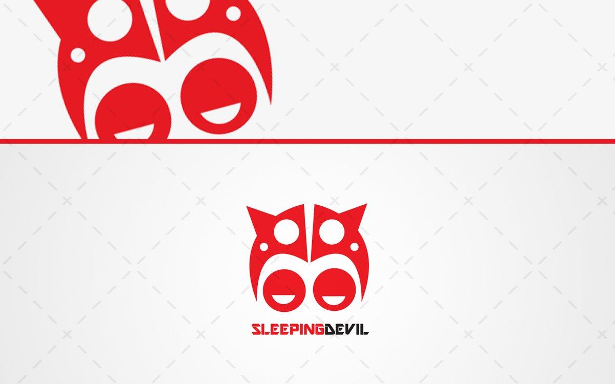 1200x750 Lobotz On Twitter Sleeping Devil Logo For Sale Httpst.co