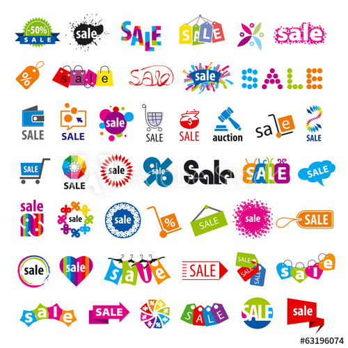 500x500 Biggest Collection Of Vector Logos Sale