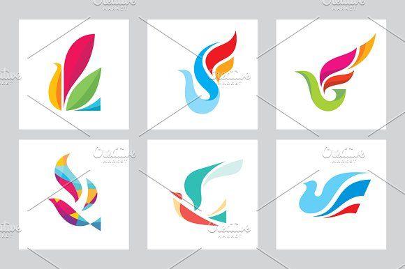 580x386 Abstract Bird