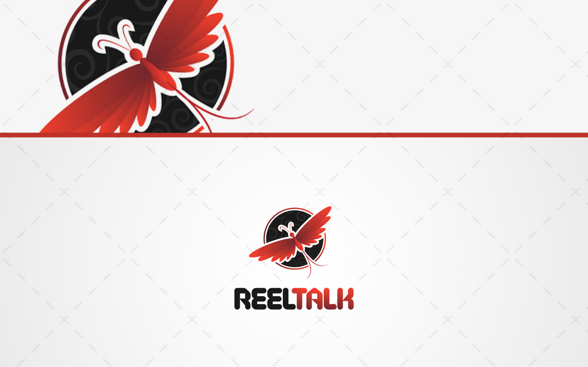 1200x750 Awesome Dragonfly Logo For Sale