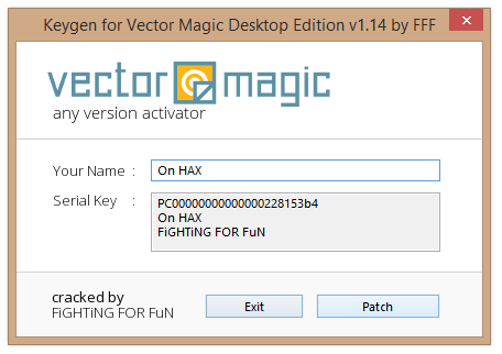 456x322 Vector Magic Any Version Crack Is Here ! On Hax