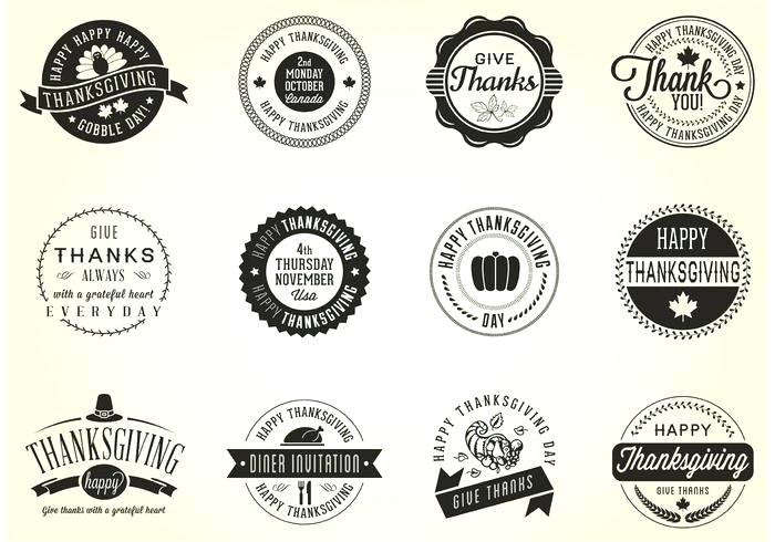 700x490 Picture Badges Vector Thanksgiving Badges Picture Id Badge Maker