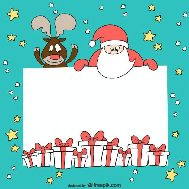 626x626 Card Template Free Vector Christmas Maker For Word Tangledbeard