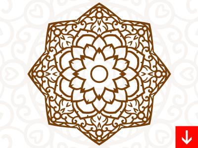 Vector Mandala at GetDrawings com | Free for personal use