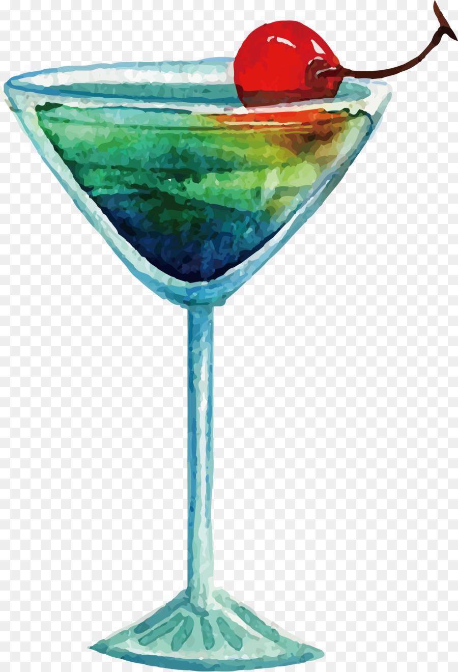 900x1320 Blue Hawaii Martini Cocktail Margarita Sea Breeze