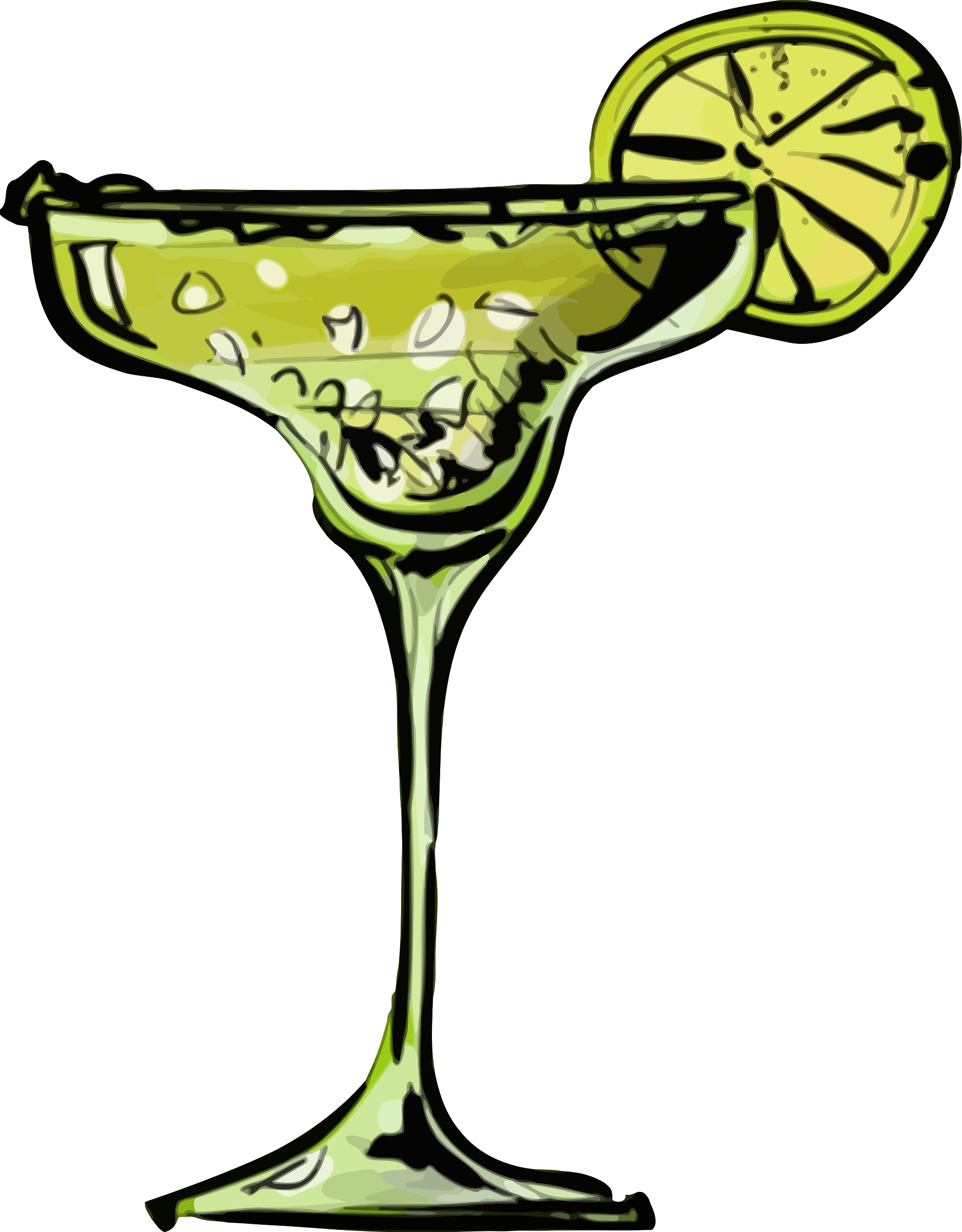 1873x2400 Collection Of Free Margarita Vector. Download On Ubisafe