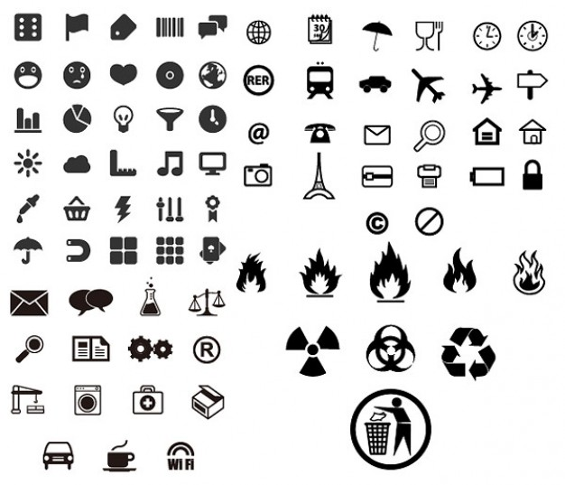 626x537 Utility Identifies Small Icon Vector Material