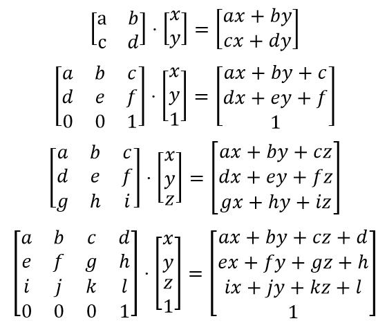 560x477 Matrix By Vector Multiplication