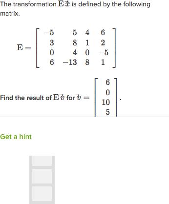 346x418 Transforming Vectors Using Matrices (Video) Khan Academy
